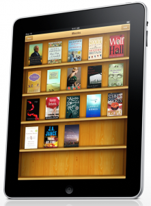 Der iPad von Apple  E-Book-Reader, Surf-Brett, Mail-Maschine, Video-Player und Spielkonsole.